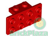 LEGO-Verbindingsstuk-1x2-2x4-rood-93274-4616800